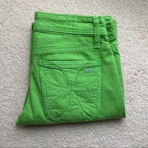Habitual mint green jeans 24